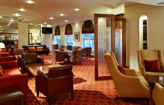Hotel bar Bexleyheath Marriott Hotel
