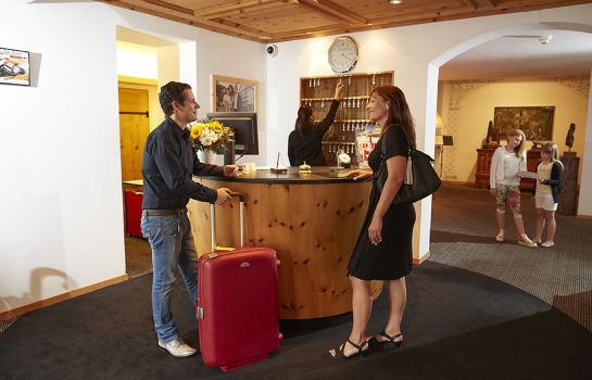 Reception Hotel Meierhof