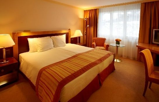 Chambre double (standard) Seehof Davos Hotel