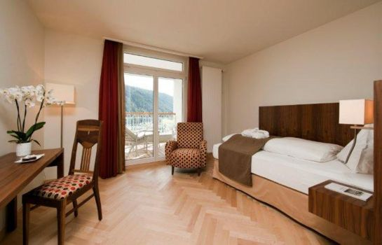 Chambre individuelle (standard) Waldhotel Davos