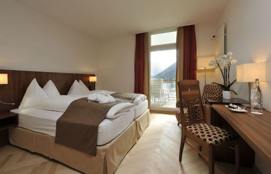 Chambre individuelle (confort) Waldhotel Davos