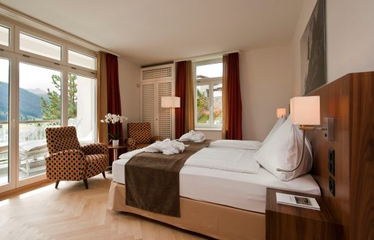 Double room (superior) Waldhotel Davos