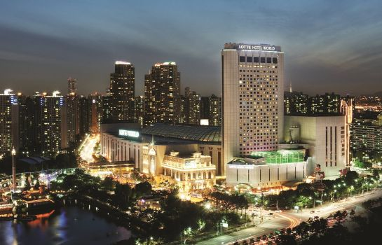 Umgebung Lotte Hotel World