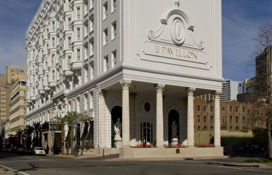 Exterior view Le Pavillon New Orleans