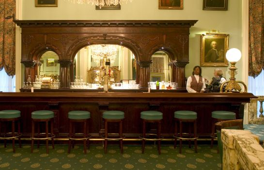 Hotel bar Le Pavillon New Orleans