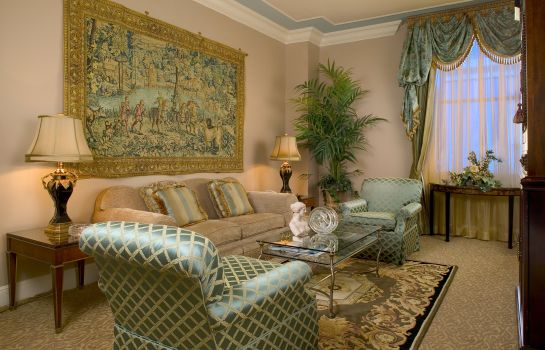 Suite Le Pavillon New Orleans