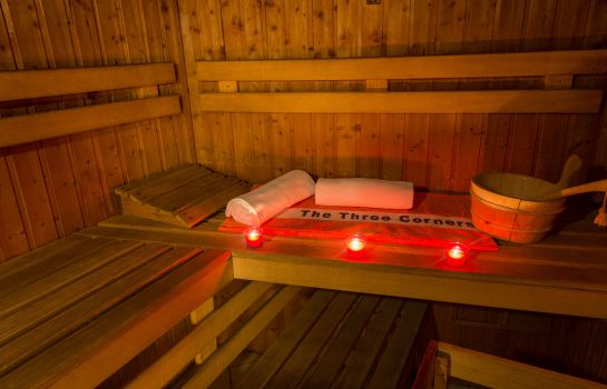 Sauna The Three Corners Art superior