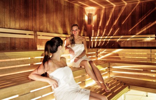 Sauna Center Parcs Hochsauerland