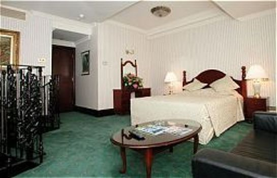 Junior Suite Britannia International Canary Wharf