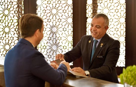 Außenansicht InterContinental Hotels JEDDAH