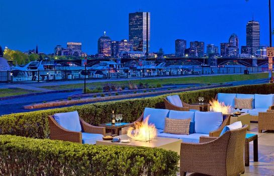Bar hotelowy Royal Sonesta Boston