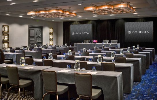 Conference room Royal Sonesta Boston