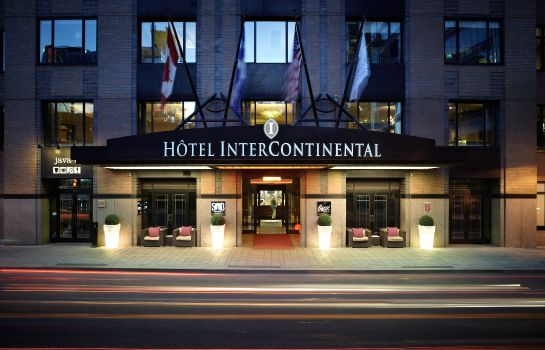 Vista exterior InterContinental Hotels MONTREAL