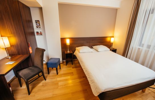 Doppelzimmer Standard Scandic Grand Place