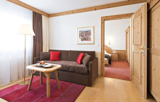 Suite Chasa Montana Hotel & Spa