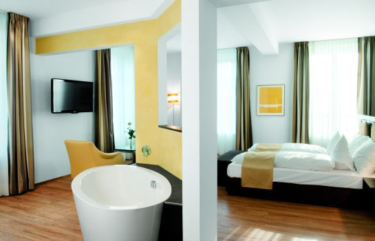 Junior Suite Sorell Hotel Tamina