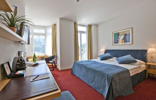 Junior Suite Schweizerhof Swiss Quality
