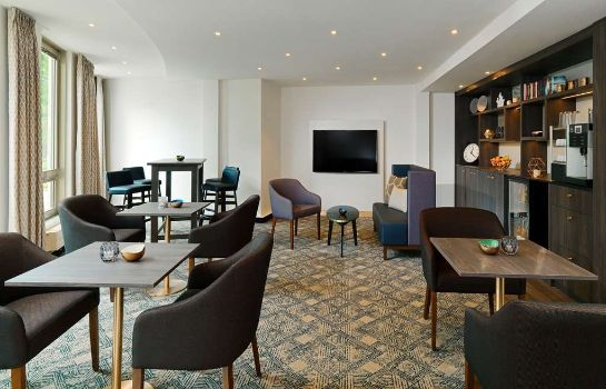 Vista all'interno Sheraton Offenbach Hotel