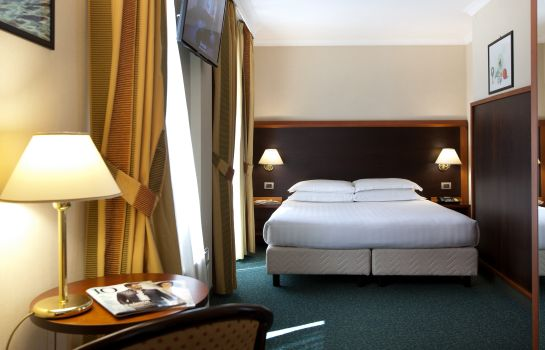 Doppelzimmer Standard Smooth Hotel Rome West