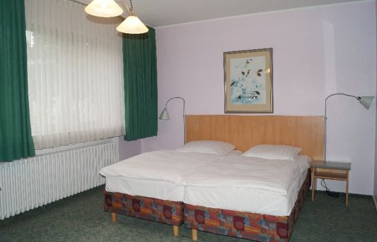 Double room (standard) Am Stadion