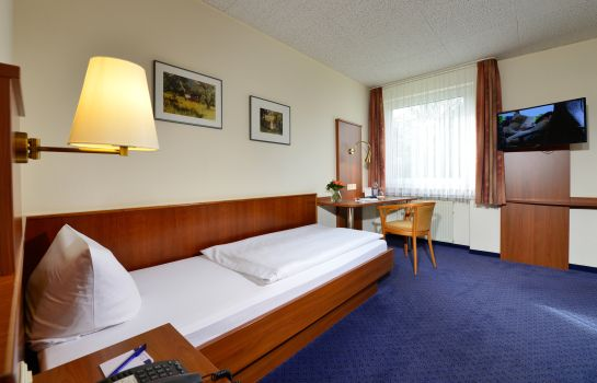 Chambre individuelle (standard) Hotel Haus Kronenthal