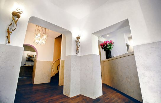Hotelhalle Boutique-Hotel-Berial
