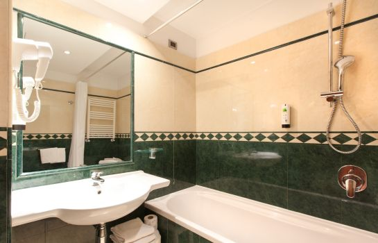 Badezimmer Smooth Hotel Rome West