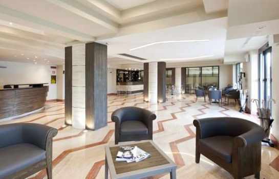Hotelhalle Smooth Hotel Rome West