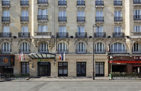 Außenansicht Holiday Inn PARIS - GARE DE L'EST