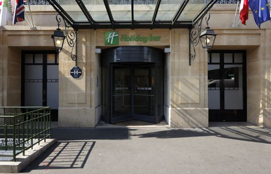 Vista exterior Holiday Inn PARIS - GARE DE L'EST