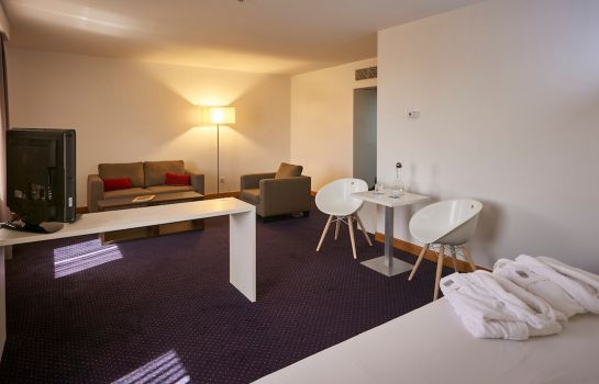 Suite junior Tryp Coimbra Hotel