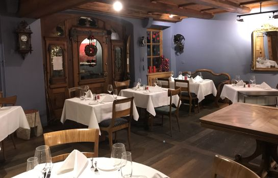 Restaurant Historic Hotel Chesa Salis