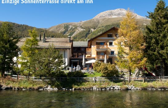 Terrasse Hotel Chesa Rosatsch – Home of Food