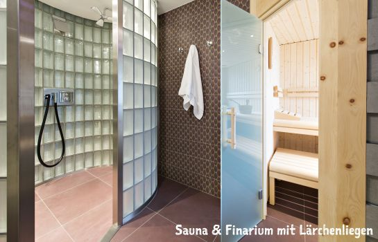 Sauna Hotel Chesa Rosatsch – Home of Food