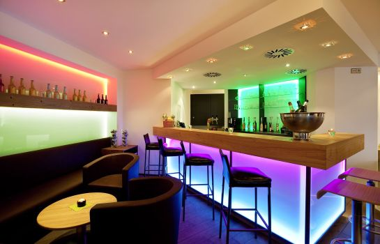 Hotel bar Eggensberger Biohotel Wellness