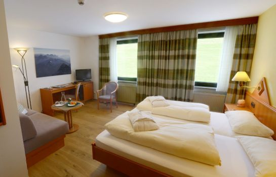 Double room (standard) Eggensberger Biohotel Wellness