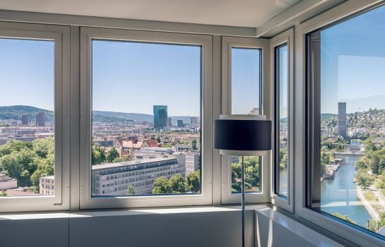 Suite Zurich Marriott Hotel
