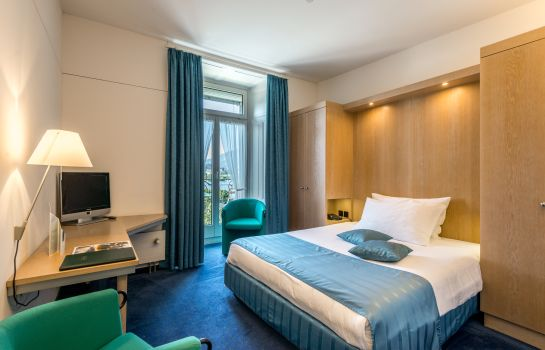 Chambre individuelle (standard) Europe Grand Hotel