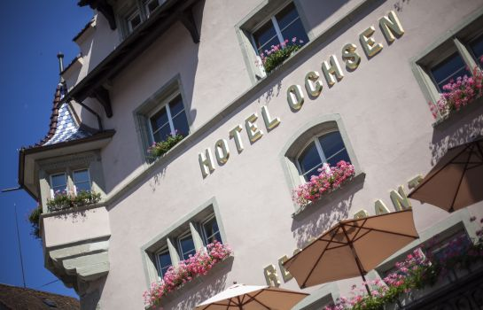 Exterior view City Hotel Ochsen