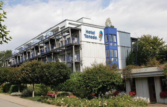 Außenansicht Wellness Hotel Tenedo Thermalquellen Resort Bad Zurzach