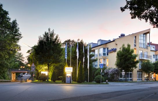 Außenansicht Park Inn By Radisson Munich-East