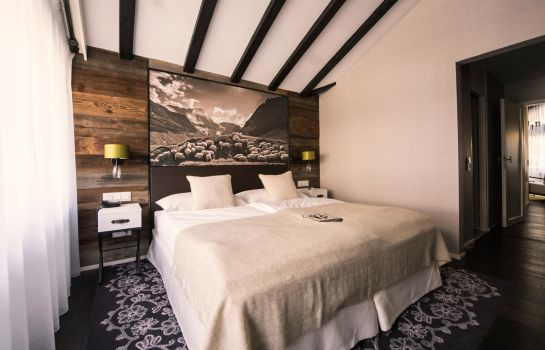 Junior Suite Wellness Hotel Alpenhof