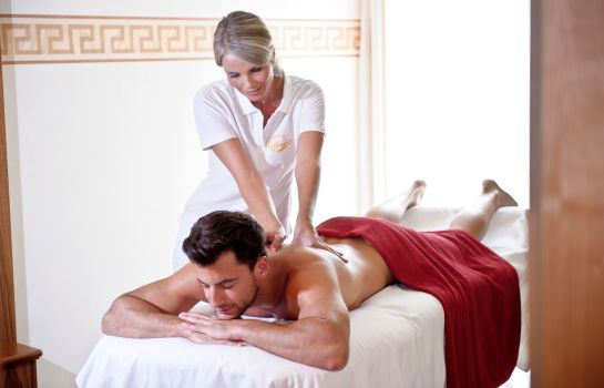 Massageraum Wellness Hotel La Ginabelle