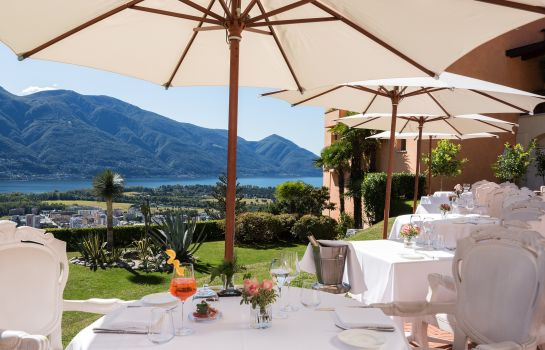 Restaurant Villa Orselina Small Luxury Hotel