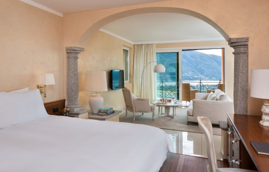 Suite Villa Orselina Small Luxury Hotel