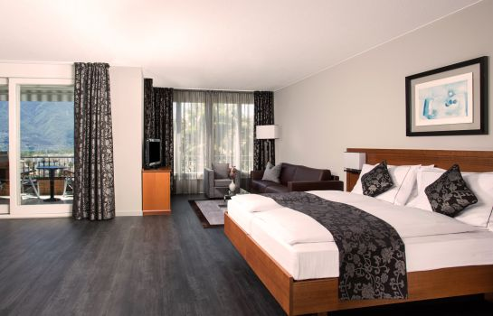 Junior Suite Belvedere Locarno