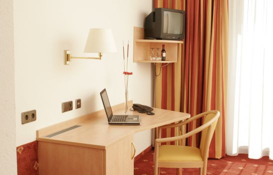 Chambre individuelle (standard) Aramis Tagungs- u. Sporthotel