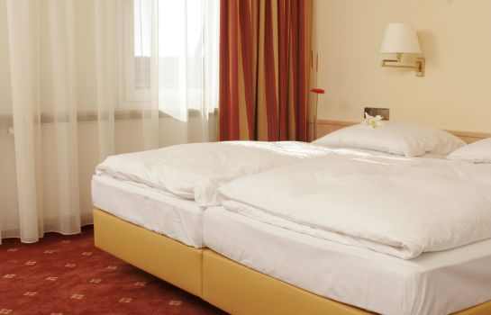 Chambre double (standard) Aramis Tagungs- u. Sporthotel