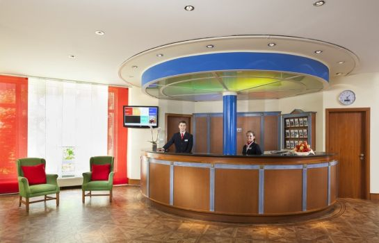Hotelhalle Park Inn By Radisson Munich-East