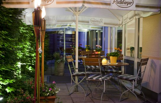 Terrasse Park Inn By Radisson Munich-East